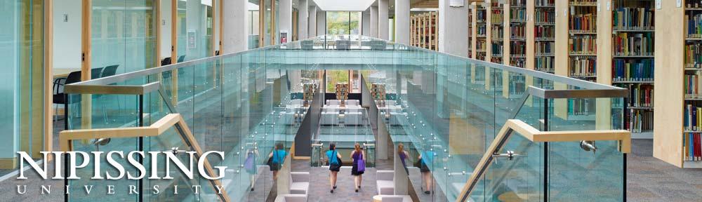 Nipissing University Research Data Centre (RDC)